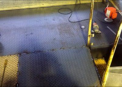 Flooring replaced